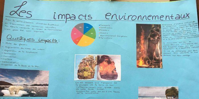 Morges-Beausobre 2019-2020: Les impacts environnementaux